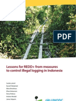 Lessons for REDD From Measures to Control Illegal Logging in Indonesia