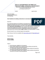 Guidelines to Traditoinal Architecure Forwarding