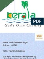 kerela state tourism details
