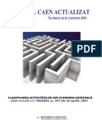 Cod CAEN.pdf Actualizat
