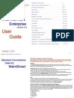 MaintSmart User Guide