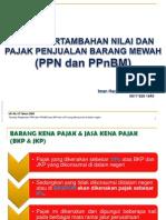 PPN & PPnBM