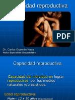 8.- Capacidad Reproductiva y Embarazo Seguro