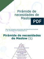 265095 Piramide de Necesidades de Maslow