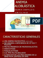 10 ANEMIA MEGALOBLASTICA y POLICITEMIAS.ppt