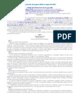 Norme Metod.din 26 august 2005 la Legea 50-1991