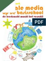 Boek 'Sociale Media Op de Basisschool' Van Mijn Kind Online_0