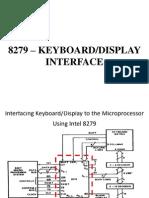 8279 Programmable Keyboard Display Interface Pdf