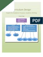 Curriculum Design (EAP