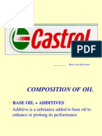 Castrol Lubes