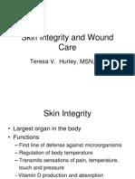 Skin Integrity n Wound Care