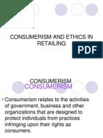 Ethics in Retailing