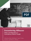 Encountering Althusser