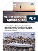 Seaflex Splice Closure