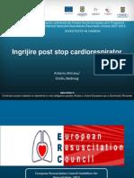 40 Ingrijire Post Stop Cardiorespirator