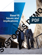 Unlock Basell III Issues Implications