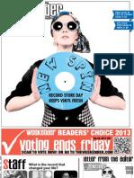 The Weekender 04-10-2013
