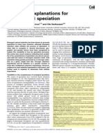 Nosil, Harmon, Seehausen - 2009 - Ecological explanations for (incomplete) speciation.pdf