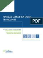 2007 Advanced Engine