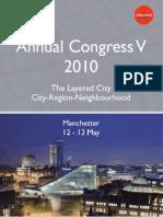 Congress 2010 - Manchester