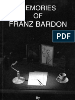 103715409 Memories of Franz Bardon