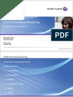 ALU - UMTS QoS and Performance Monitoring