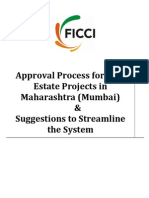 Approval Process for Real-Estate Projects