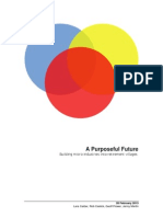 A Purposeful Future - Report
