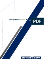 Bidvest Bank Annual Report Year Ended 30 June 2010