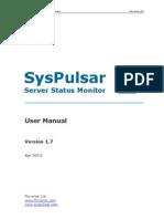 SysPulsar Server Manual