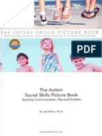 The Socials Skills Picture Book Jed Baker