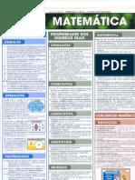 Resumão de Matemática