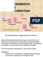 Sacraments Part 1