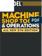 Machine Shop Tools and Operations 5th Ed Audel