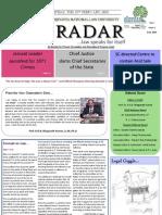 Jus Radar Vol I Issue 1
