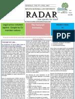 Jus Radar Vol I Issue 4