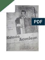 método para acordeon - alencar terra vol 1