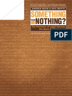 Something for Nothing? The Provision of Legal Services  Pro Bono Publico