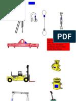 Color Code Lifting Equipment