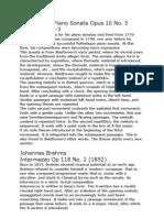 Programme notes (excerpt)