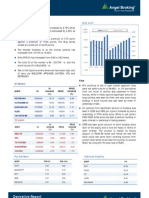 Derivatives Report, 10 April 2013