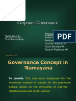 CorporateGovernance Presentation