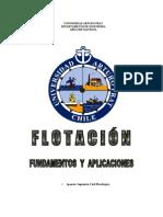 Libro de Flotación