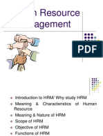 Introduction - HRM