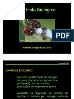 Controle Biológico de Pragas Agrícolas