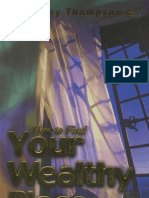 63937123 How to Find Your Wealthy Place Thompson PDF