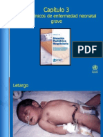 Spanish Chap 3 Neonates - Signs Serious Illness