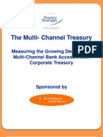 Treasury Strategies Report on Multi-Channel Bank Access Oct 2012 1
