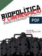 Biopolítica y Ciberespacio. Tesis publicar