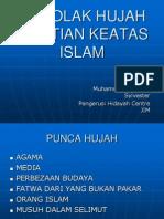 6 Menolak Hujah Kristian Keatas Islam